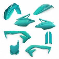 KXF 450 2018 Teal Blue Green Acerbis Plastic Kit